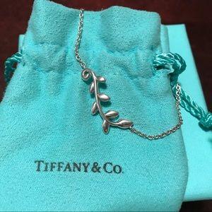 Tiffany & Co. Paloma Picasso Olive Vine Bracelet